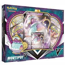 POKÉMON 45063 PKM Pokémonrtipot-V Box