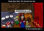 super paper mario the thousand year door all bosses terraria