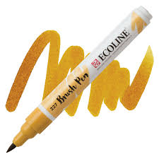 Royal Talens Ecoline Brush Pen Markers And Sets Blick Art