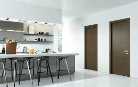 swinging kitchen door. Swinging Kitchen Doors Residential Swing Door For Extraordinary Wood Interior In I