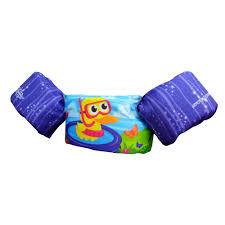 coleman stearns r kids puddle jumper beach swimming pool children life jacket swim aid