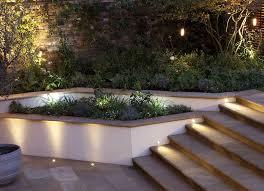 exterior step ideas. exterior step ight; uplight; outdoor lighting; garden lighting ideas s