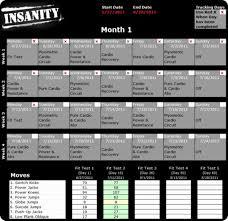 insanity max 30 printable calendar pdf insanity max workout schedule pdf workout mens