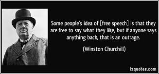 Freedom Of Speech Quotes Amazing Freedom Of Speech Quotes Prepossessing If You Believe In Freedom Of