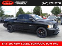 Used Dodge Ram SRT-10s for Sale | TrueCar