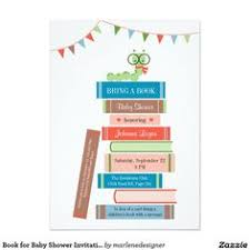 Book Themed Baby Shower Invitations  OrionjurinformcomLibrary Themed Baby Shower Invitations