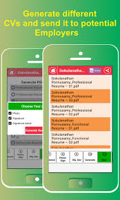 ... Chic Ideas Resume Maker App 3 My Resume BuilderCV Free Jobs ...