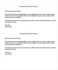 Thank You Letter To Coach Cycling Studio