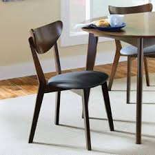 midcentury modern dining chairs. septimus side chair (set of 2) midcentury modern dining chairs n