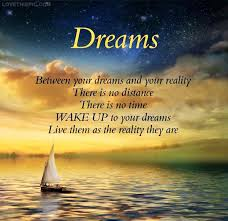 Life Is Dream Quotes Best Of Dreams Life Quotes Positive Quotes Sunset Ocean Clouds Life Dream
