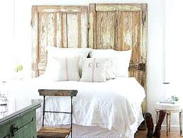 charming design headboard from old door best of into ideas that will rock your bedroom made