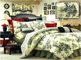 toile comforter comforter black and white bedding queen red toile comforter blue toile bedding king toile comforter duvet