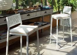 outdoor bar stools modern