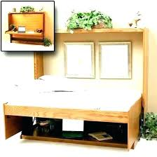 murphy bed desk combo. Wall Desk Bed Combo Beds With Plans Best Ideas On Canada Murphy