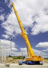 Ltr 1220 Telescopic Crawler Crane Liebherr