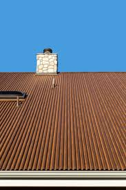 western states metal roofing s streaked series of 7 8 inch corrugated metal panels includes streaked rust a kynar 500 hylar 5000 pvdf finish that looks