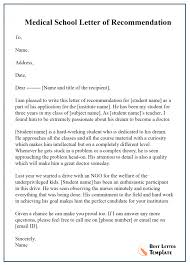Letters Of Recommendation Templates For Teachers 12 Free Recommendation Letter Sample Example