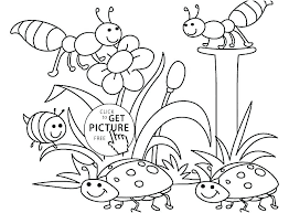 Christian Spring Coloring Pages Animals With Verses Sheets Flowers