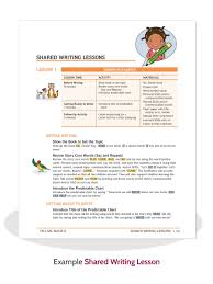 tell me program aac in the preschool classroom tell me example shared writing lesson