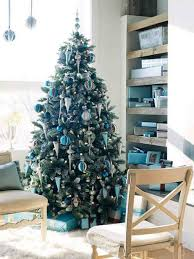 Silver Gold White Christmas Tree Christmas Tree With Gold