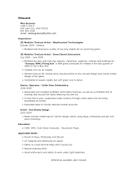 resume templates for visual artists service resume resume templates for visual artists resume templates for every job profile resume template art ucontrolco