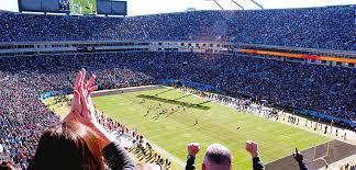 Carolina Panthers Interactive Seating Chart Carolina Panthers Tickets 2019 Vivid Seats
