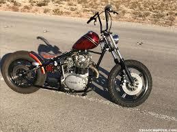 satisfy your yamaha xs650 chopper bobber addiction
