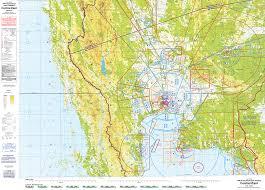 Thailand Vfr Charts Vfr Charts