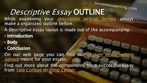 descriptive essay writing example topics outline descriptive essay outline while examining your descriptive writing