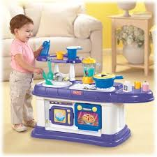 ... Fisher Price   Grow With Me Kitchen   Toddler Size ...