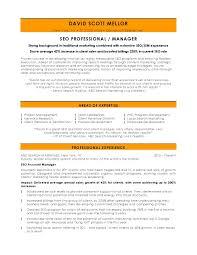 Resume Template Marketing Digital Marketing Resume Template 10 Best Cv Examples Templates 18