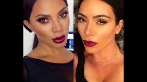 kim kardashian inspired makeup collab with makeupbygio