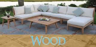 wood outdoor sectional. Pair This Beautiful Wood With A Rich Sunbrella Fabric To Make Breath Taking Outdoor Environment! Sectional T