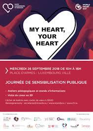 world heart day 2018 sport santé