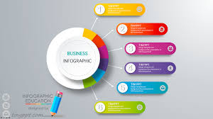 Infographic Template Free Download Site Imaget Multi Colored Speech