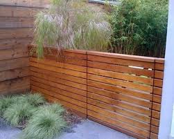 horizontal wood fence. Perfect Fence Wooden Fence Ideas Horizontal Wood Styles Design  Plans Pdf In