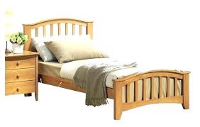 Pulse Queen Mission Bed White Frame Style Platform – surfboardapp