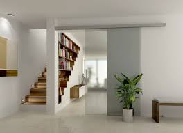 Diy Frosted Glass Door Interior Attractive Sliding Room Dividers For Interior Decor Idea