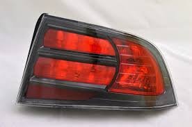 TYC Tail Light - Passenger Side Right - Fits 07-08 Acura TL Type S ...