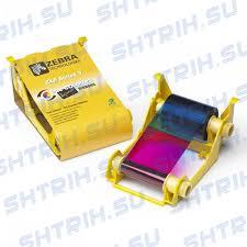 <b>Лента</b> для <b>полноцветной</b> печати <b>YMCKO</b> — купить в SHTRIH.SU