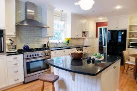 Kitchens With Dark Granite Countertops White Cabinets Dark Granite Countertops