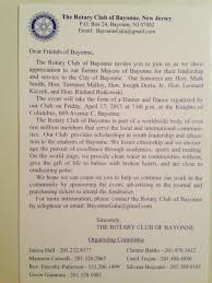 the rotary club of bayonne new jersey honors former mayors of bayonne