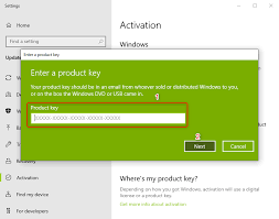 to upgrade windows 10 home to pro using