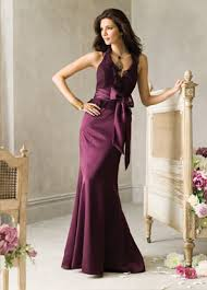 Eggplant Dresses For Weddings Eggplant Colored Chiffon Sweetheart Eggplant Dresses For Weddings