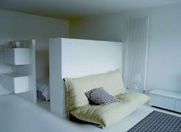 Living /// Compact Living + A Room Within A Room + France + Small Spaces