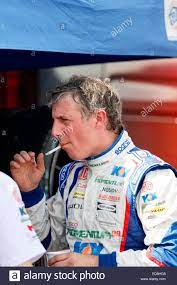 British racing car driver Jason Plato Stock Photo - Alamy
