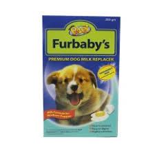 papi furbaby s premium dog milk replacer 300g