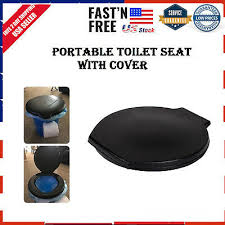 toilet seat with lid