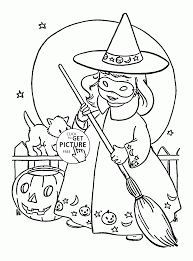 Small Picture Adult witch coloring page Free Printable Witch Coloring Pages