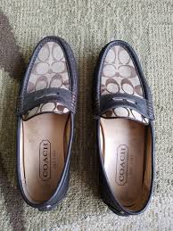 closeout coach leather loafers shoes for in honolulu hi offerup 9339e 02821